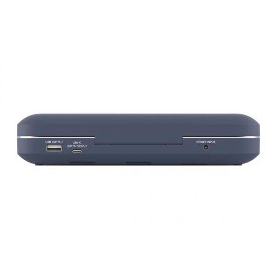 PhoneSoap Go UV Sanitiser & Portable Charger - Indigo