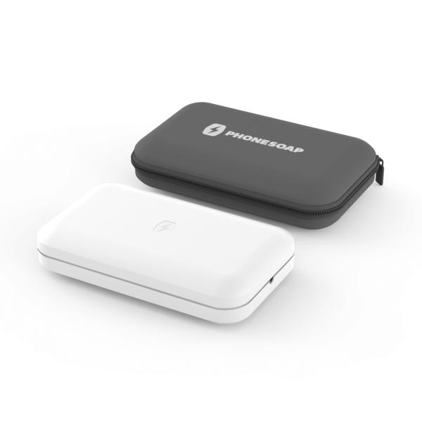 PhoneSoap Go UV Sanitiser - White