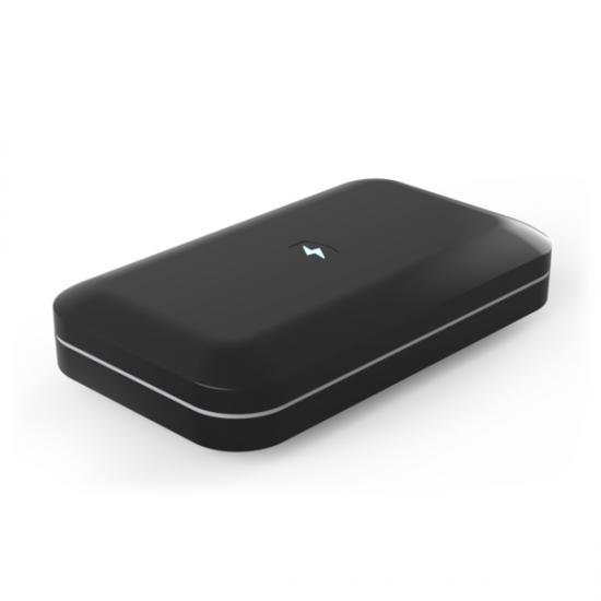 PhoneSoap 3.0 UV Sanitiser - Black
