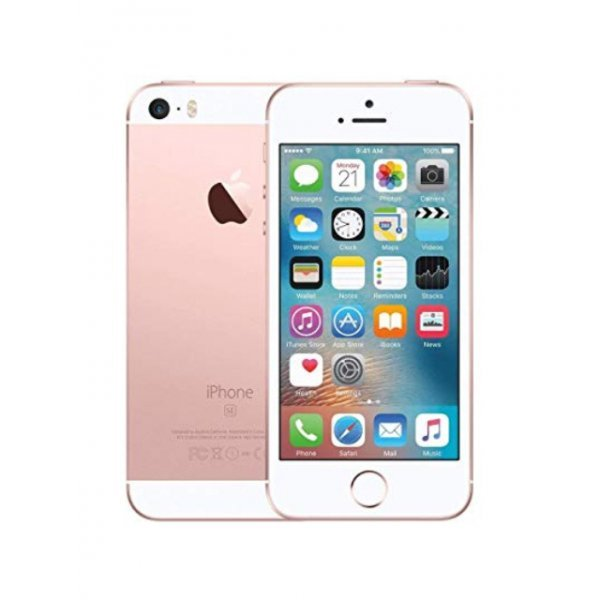 Apple iPhone SE 32GB Rose Gold Unlocked (Refurbished - Average)