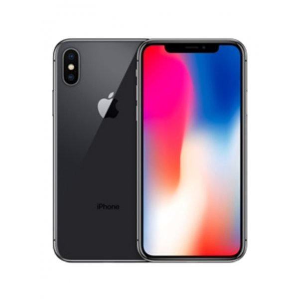 Apple iPhone X 256GB Space Grey Unlocked (Refurbished - Good)