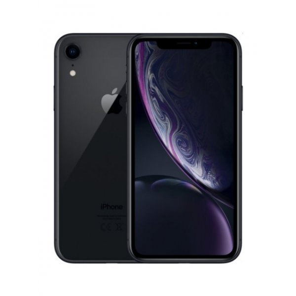 Apple iPhone XR 64GB Black Unlocked (Refurbished - Good)