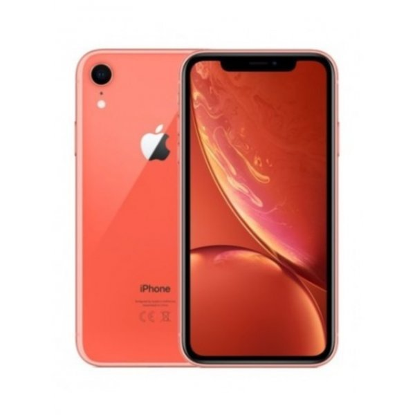 Apple iPhone XR 64GB Coral Unlocked (Refurbished - Excellent)