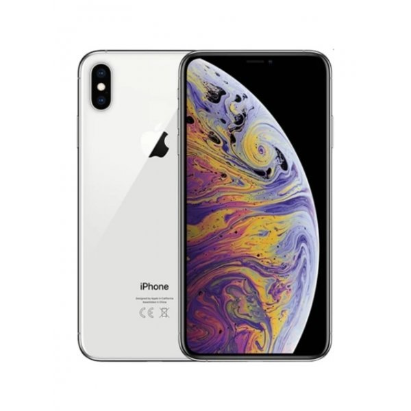 Apple iPhone XS Max 64GB Silver Unlocked (Refurbished - Excellent)