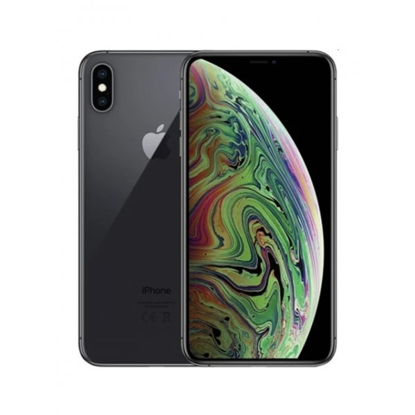 Apple iPhone XS Max 64GB Space Grey Unlocked (Refurbished - Good)