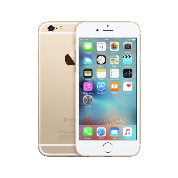 Apple iPhone 6S 32GB Gold Unlocked (Refurbished - Excellent)