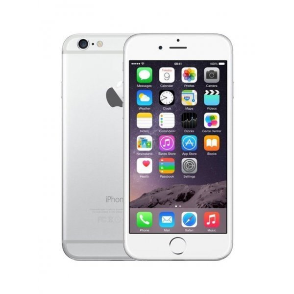 Apple iPhone 6S Plus 128GB Silver Unlocked (Refurbished - Excellent)