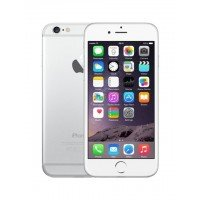 Apple iPhone 6S 128GB Silver Unlocked (Refurbished - Good)