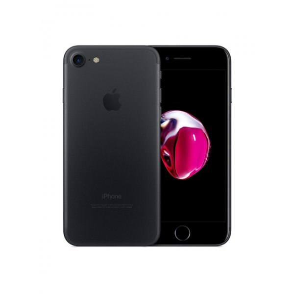 Apple iPhone 7 128GB Black Unlocked (Refurbished - Good)