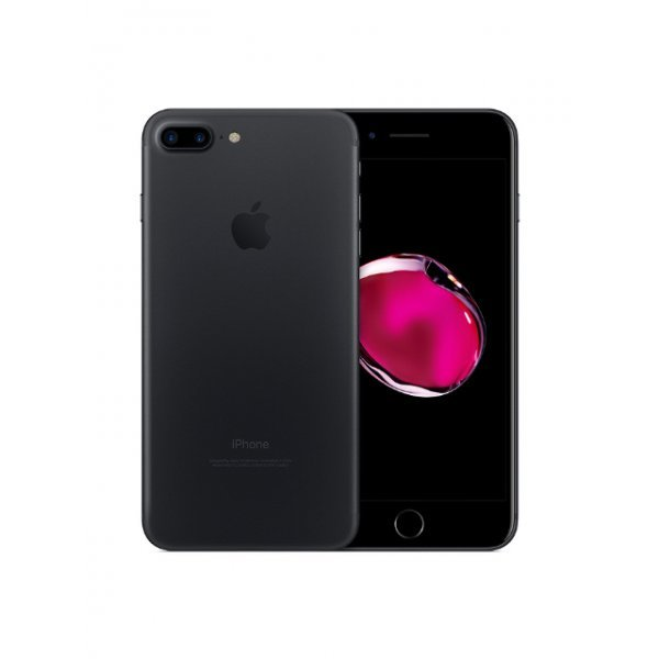 Apple iPhone 7 Plus 128GB Black Unlocked (Refurbished - Good)