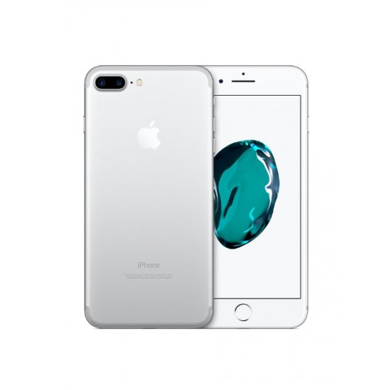 Apple iPhone 7 Plus 32GB Silver Unlocked (Refurbished - Excellent)
