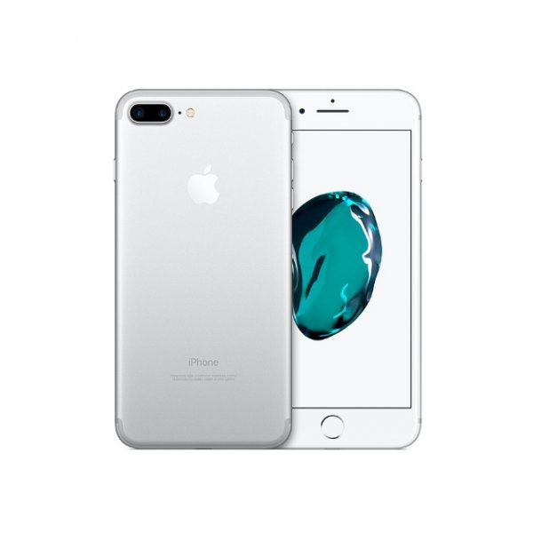 Apple iPhone 7 Plus 32GB Silver Unlocked (Refurbished - Average)