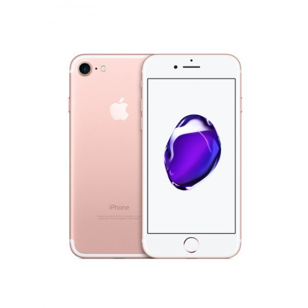 Apple iPhone 7 128GB Rose Gold Unlocked (Refurbished - Excellent)