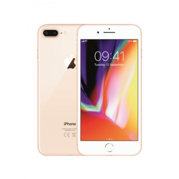 Apple iPhone 8 Plus 64GB Gold Unlocked (Refurbished - Excellent)
