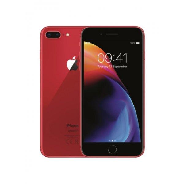 Apple iPhone 8 Plus 64GB Red Unlocked (Refurbished - Average)