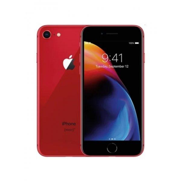 Apple iPhone 8 64GB Red Unlocked (Refurbished - Like New)